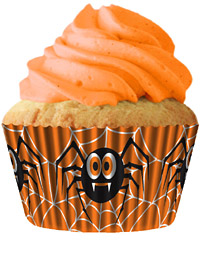 cupcake paper wrappers 9130 Spiders