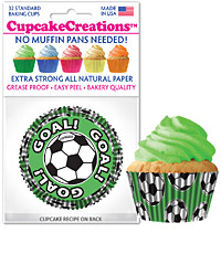 bakery greaseproof papers 8980 Soccer Goal