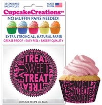 cupcake paper cups 9052 Sweet Treat Eat!